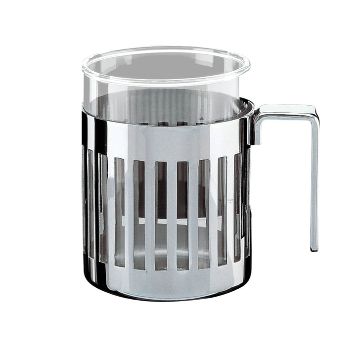 Teeglas Armug von Aldo Rossi für Alessi