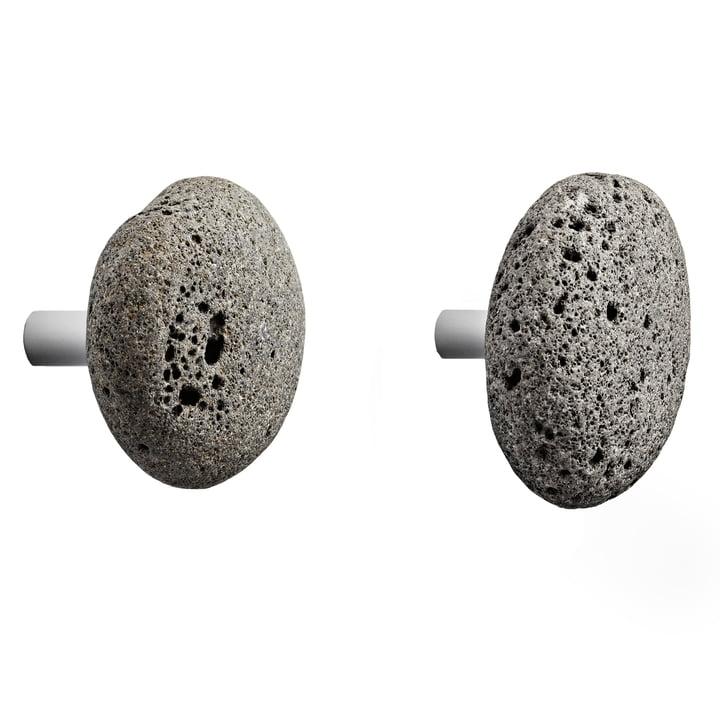 Normann Copenhagen - Stone Wandhaken - Set