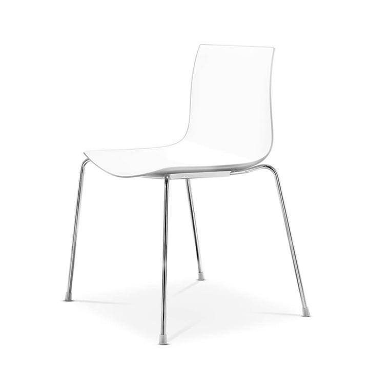 Arper - Catifa 46 Stuhl (Vierfußgestell)