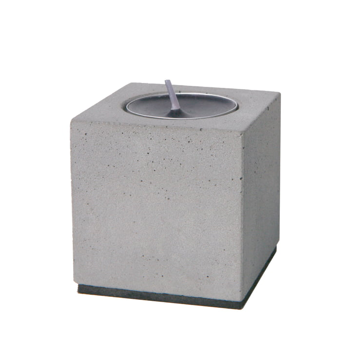 """""""Block"""" Kerzenhalter für Teelichter"""