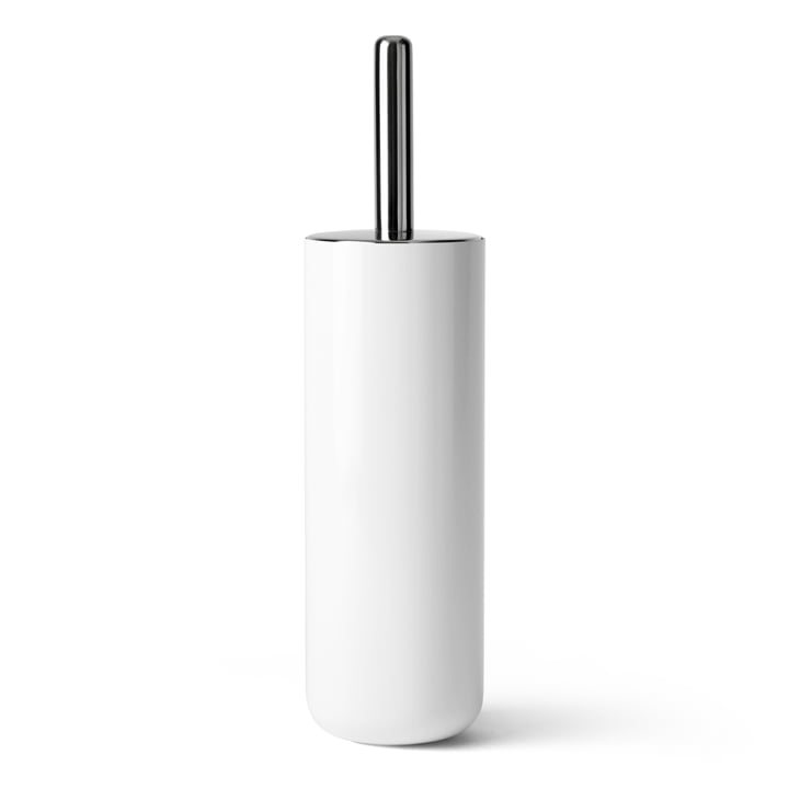 Toilettenbürste von Menu in weiß