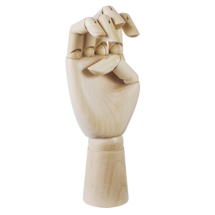 Wooden Hand in groß von Hay