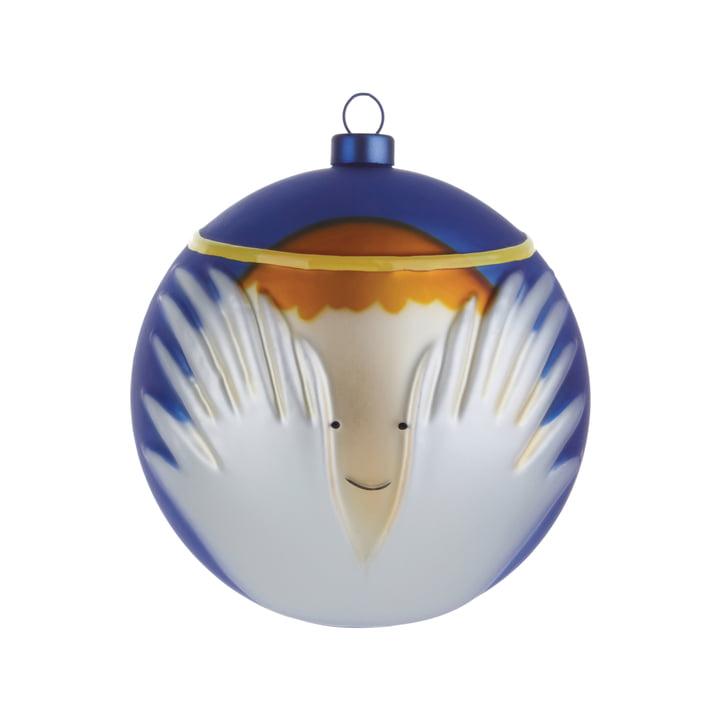 Angioletto Weihnachtsbaumkugel von A di Alessi