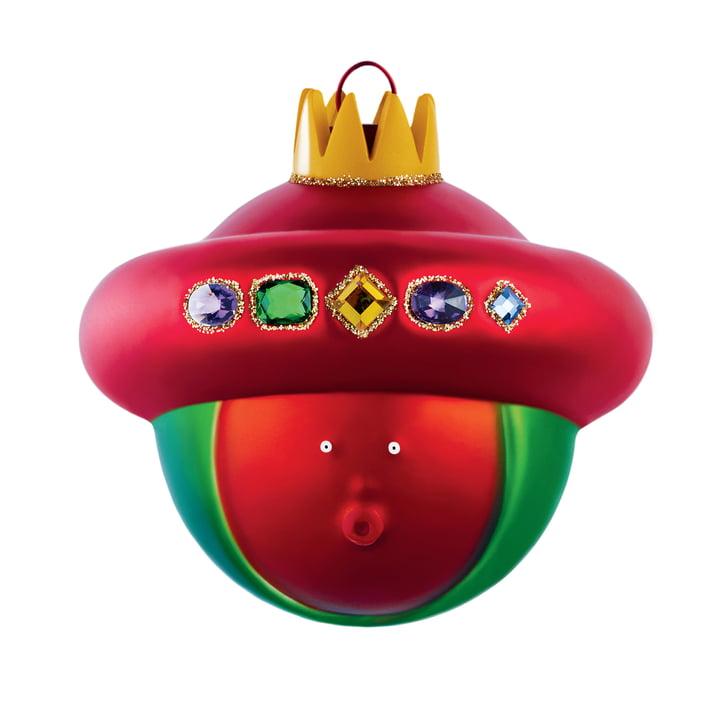 Alessi - A di Alessi - Baldassarre Weihnachtsbaumkugel