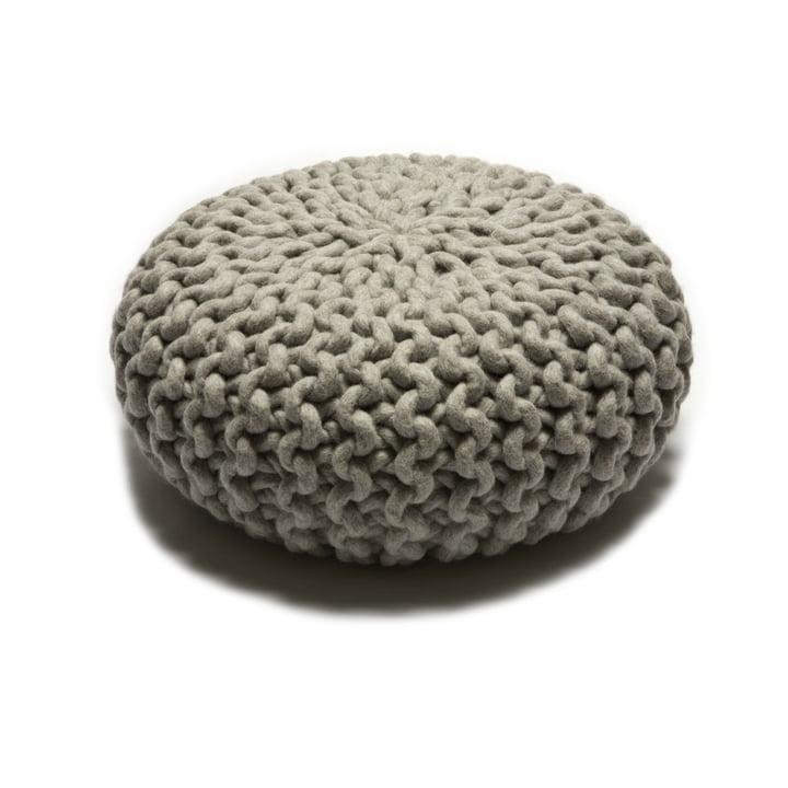 Thomas Eyck - Urchin Pouf klein, grau
