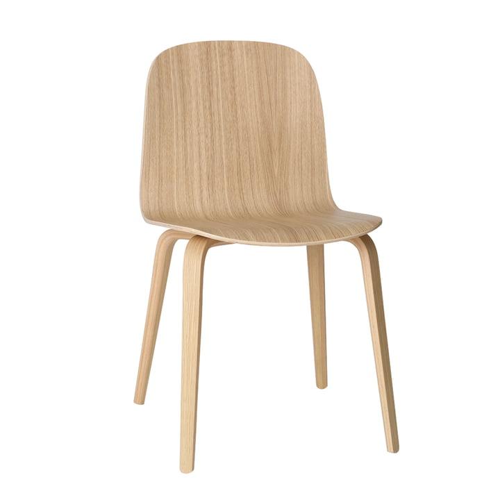 Visu Stuhl von Muuto in Eiche