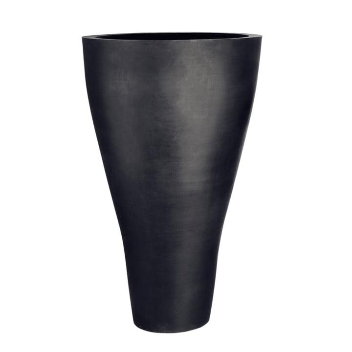 Amei - der Konische Pflanzbehälter, XXL, schwarz