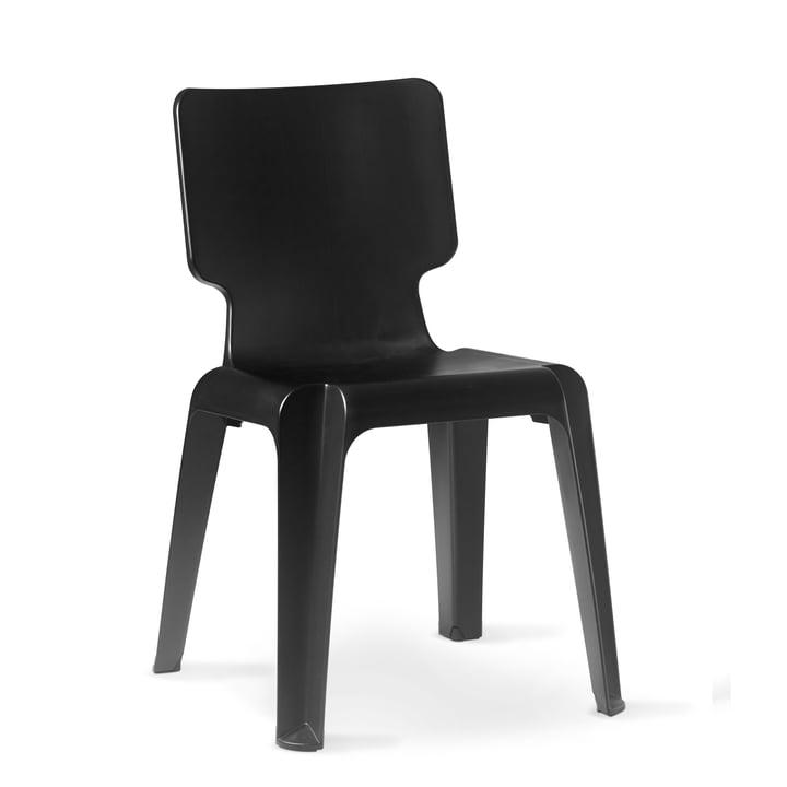 Depot4Design - Stuhl Wait, schwarz
