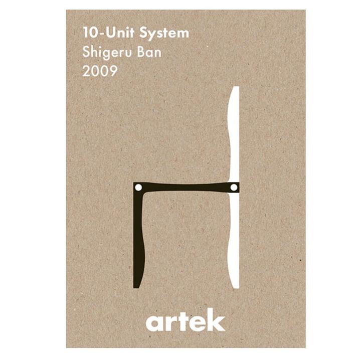Artek - Icon Poster - 10-Unit System