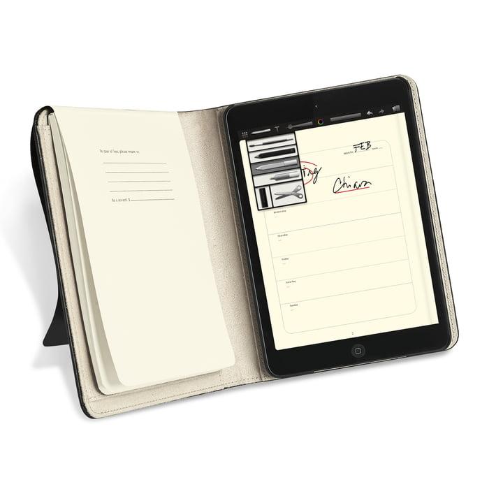 Moleskine - iPad mini Cover - offen