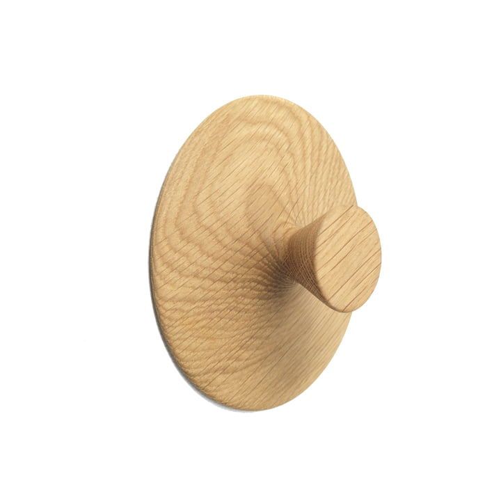 applicata - Nipple, Eiche natur, klein