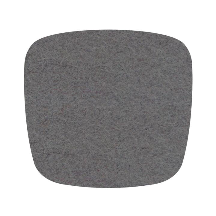 Hey Sign - Filz-Auflage Eames Plastic Side Chair, hellgrau