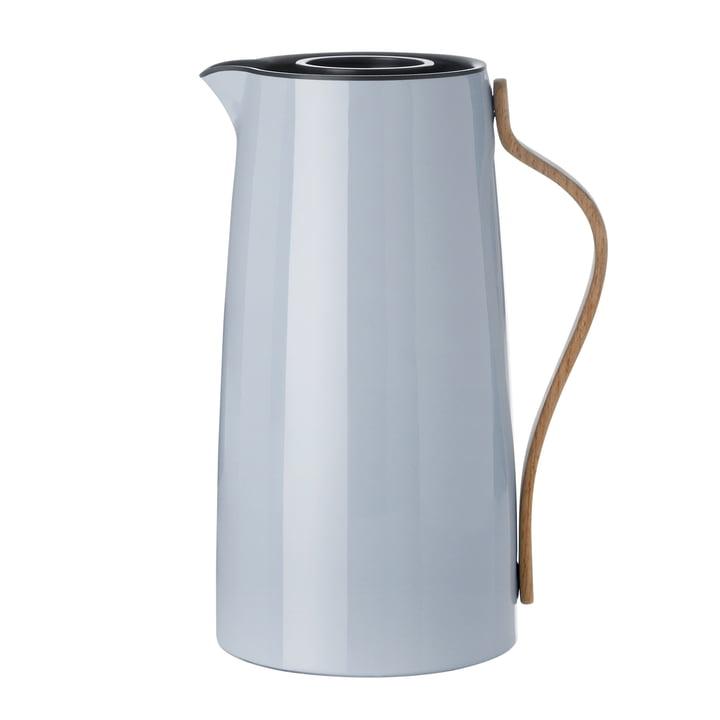 Die Stelton - Emma Kaffeeisolierkanne, hellblau