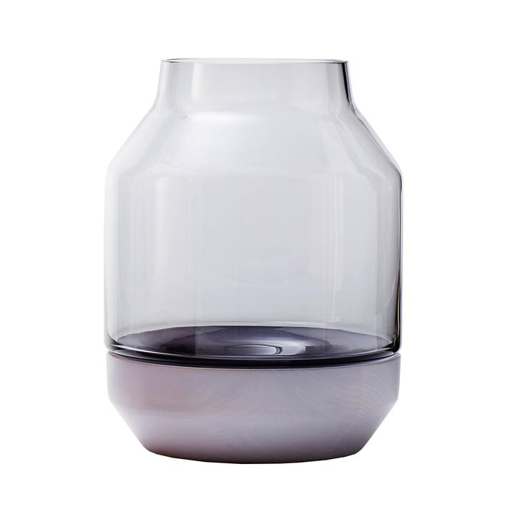 Elevated Vase von Muuto in grau