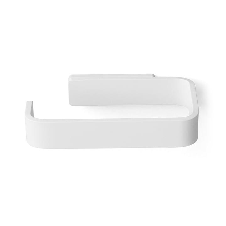 Toilettenpapierhalter von Menu in weiß