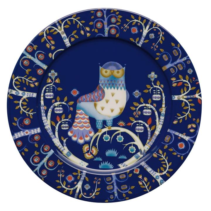 Iittala - Taika - blau - flacher Teller, Ø 30 cm