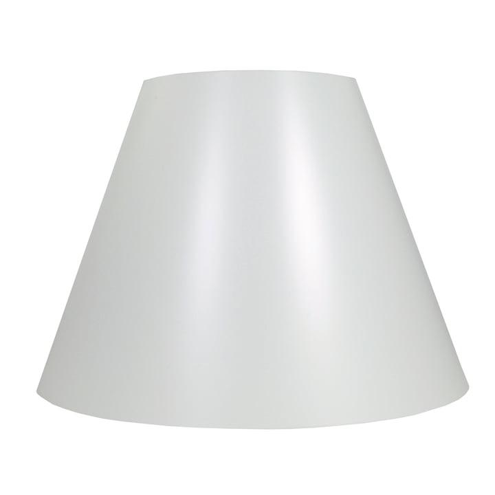 Lampenschirm D13/1/4 zur Costanza Leuchte von Luceplan in Weiß