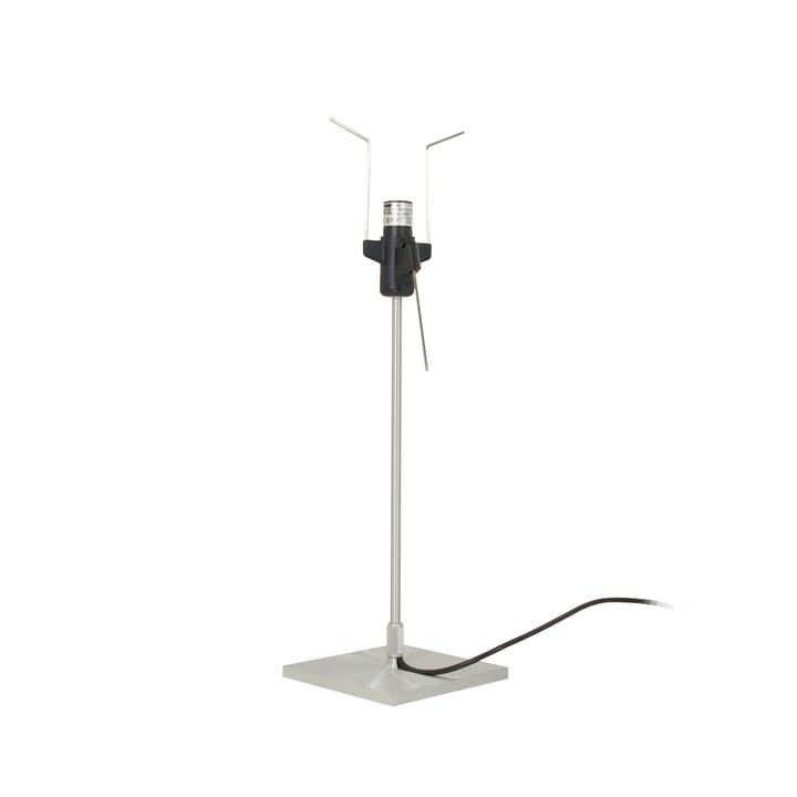 Luceplan - Costanzina Tischleuchte, aluminium (ohne Schirm)