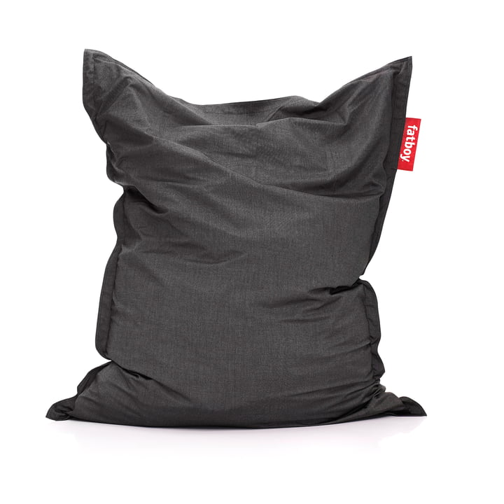 Original Outdoor Sitzsack in charcoal von Fatboy