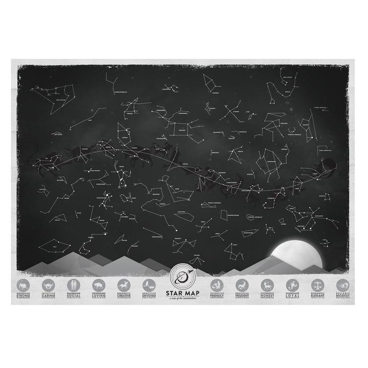Luckies - Star Map