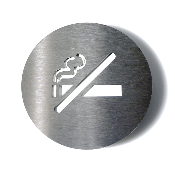 Piktogramm Nichtraucher von Radius Design