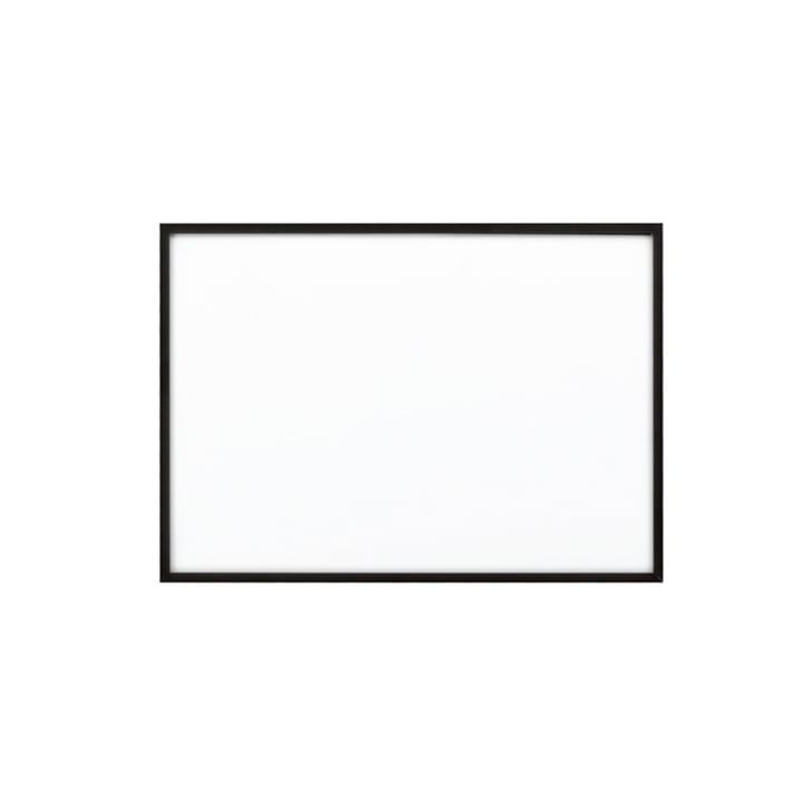 Illustrate Bilderrahmen 21 x 29,7 cm von by Lassen in Schwarz
