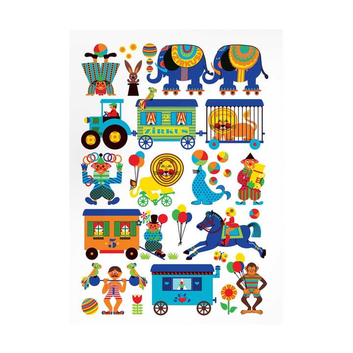 byGraziela - Poster Zirkus