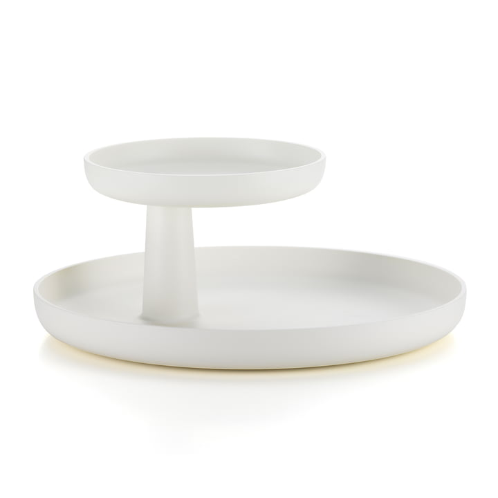 Rotary Tray von Vitra in Weiß