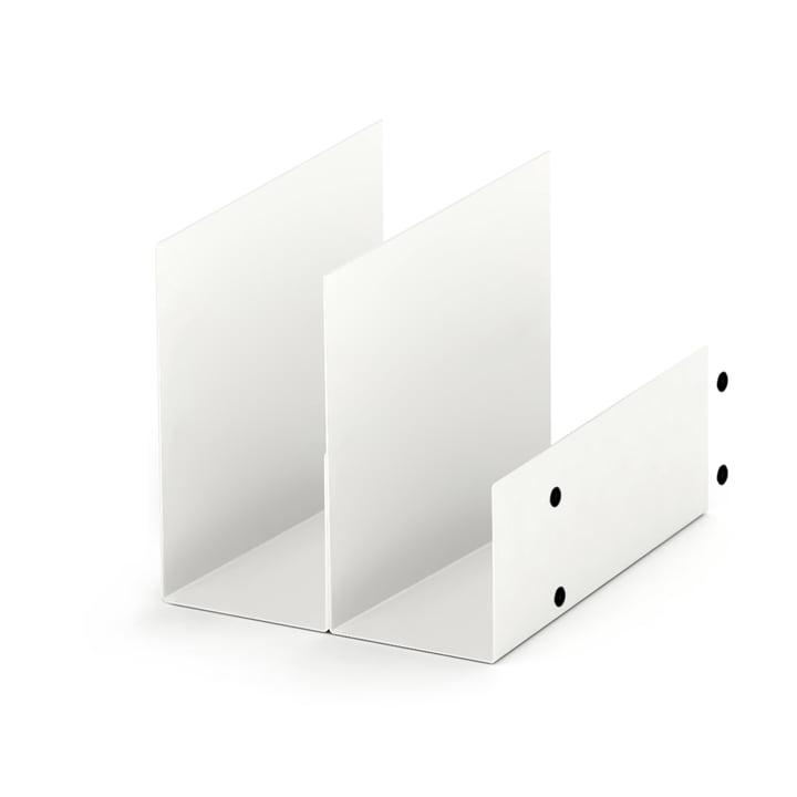 Konstantin Slawinski - El Regalsystem und 4 Magnete, weiß