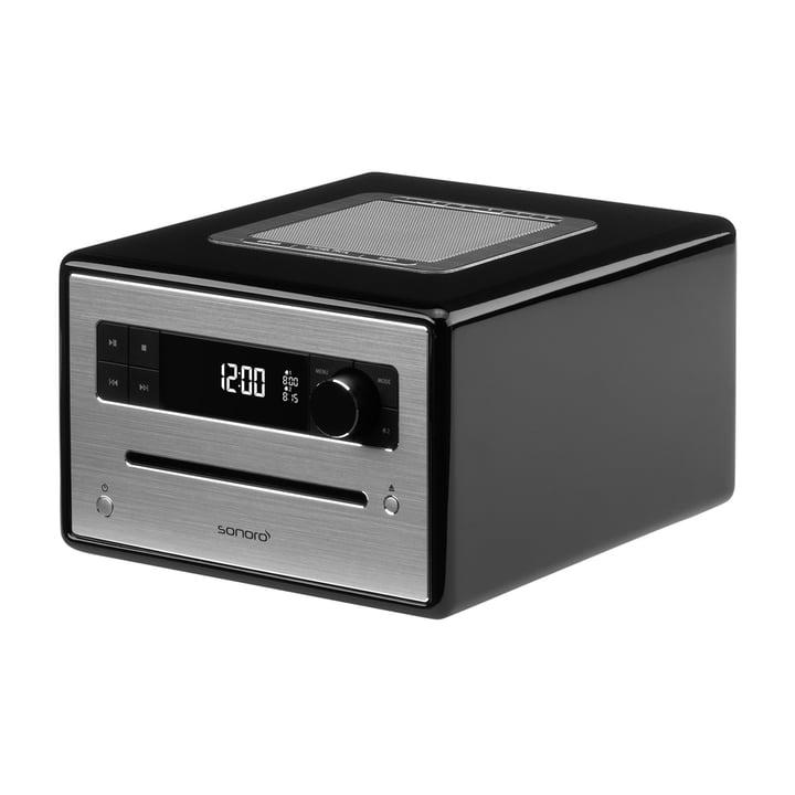 Sonoro - CD, schwarz