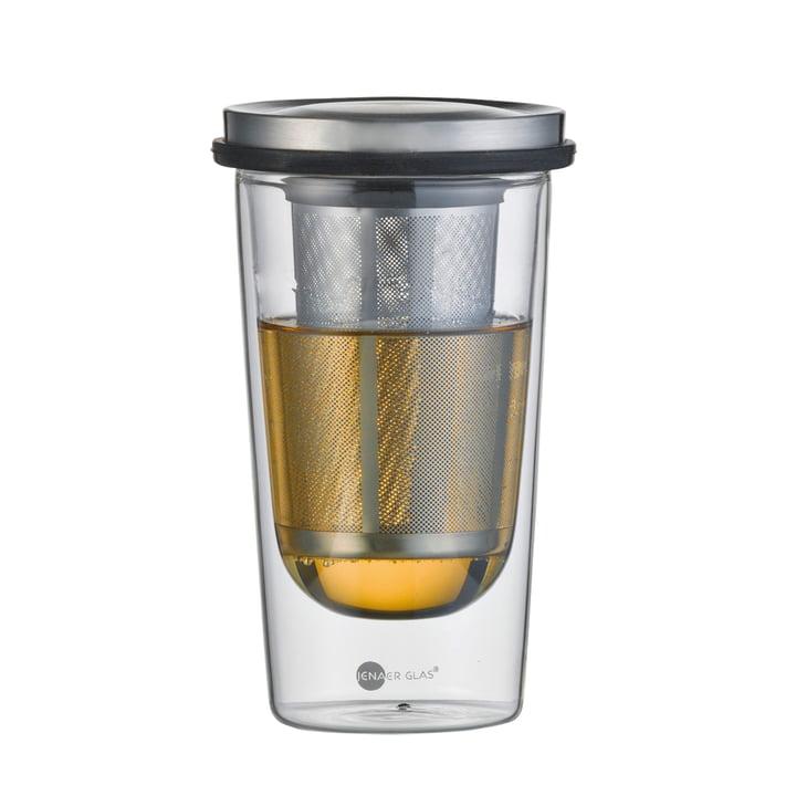 Jenaer Glas - Hot'n Cool Trinkglas, Tee-Set