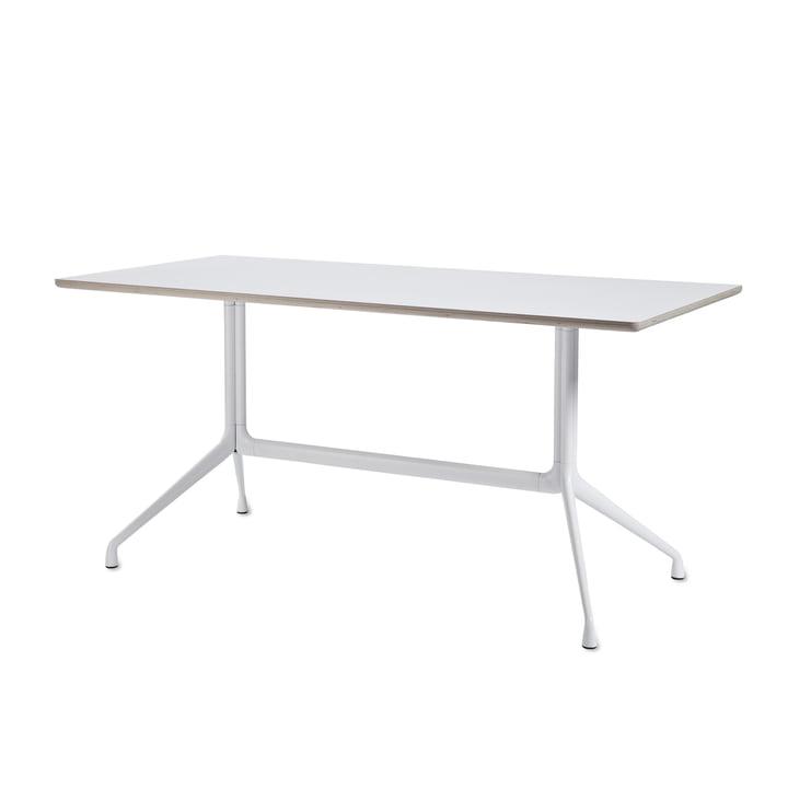 Hay - About A Table AAT 10 Esstisch, weiß