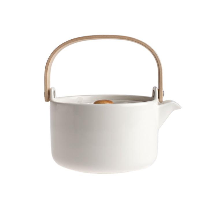 Oiva Teekanne von Marimekko in Weiß