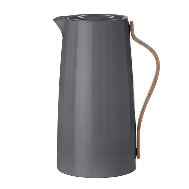 Stelton - Emma Kaffeeisolierkanne, 1.2 l, grau