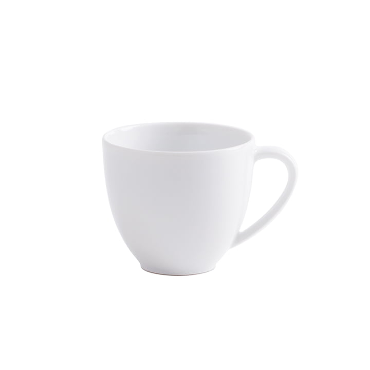 Kahla - Magic Grip Espresso- / Mocca-Obertasse, weiß