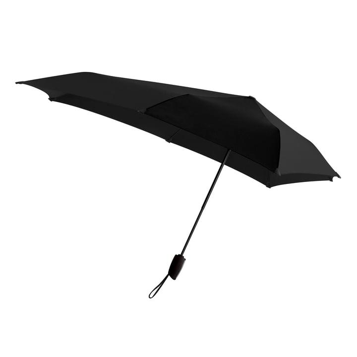 Regenschirm Automatic von Senz in Pure Black