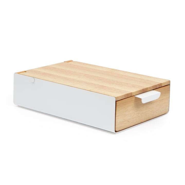 Umbra - Reflexion Box, natur / weiß