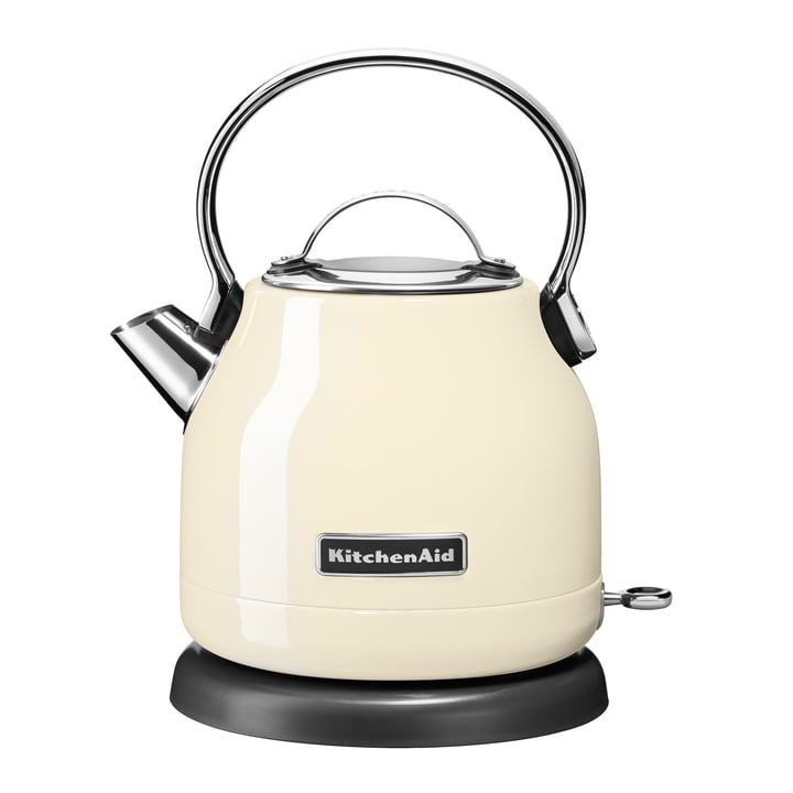 Wasserkocher 1,25 l (5KEK1222) von KitchenAid in Créme