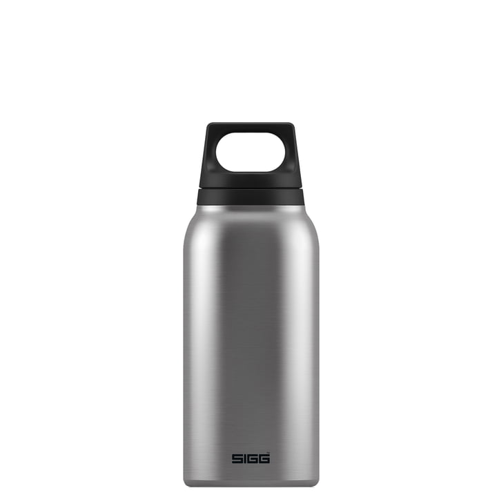 Hot & Cold Thermosflasche 0,3 l von Sigg in Brushed