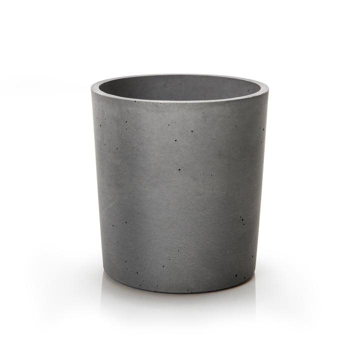 spicepot 13 von urbanature in betongrau
