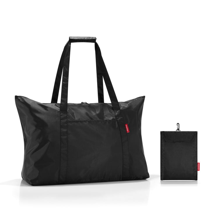 mini maxi travelbag von reisenthel in Schwarz