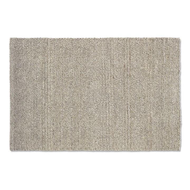 Peas Teppich 200 x 300 cm von Hay in soft grey