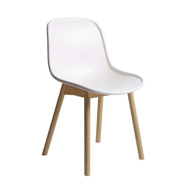 Neu13 Stuhl von Hay in der Ausführung Eiche matt lackiert / cremeweiß