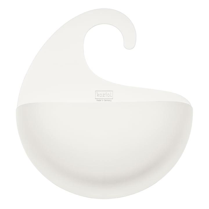 Surf Badutensilo mit Henkel XL von Koziol in weiß