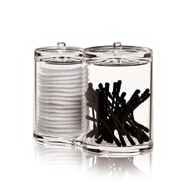 Nomess - Clear Twin Organizer