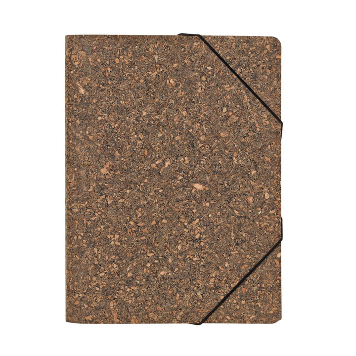 Nomess - Cork Folder A4, root