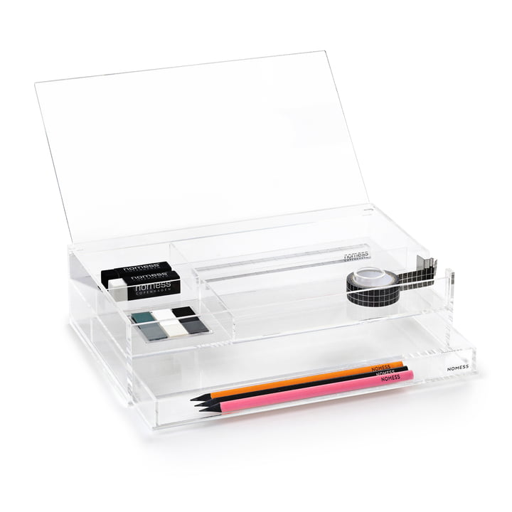 Nomess - Office Box, transparent