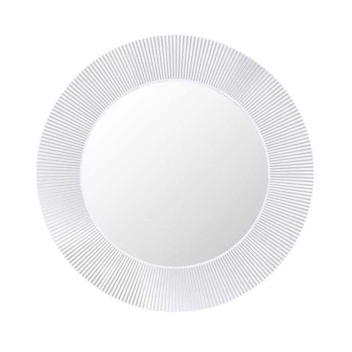 Kartell - All Saints Spiegel LED in transparent / glasklar