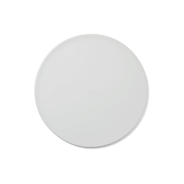 Menu - New Norm Teller / Deckel Ø 21.5 cm in weiß