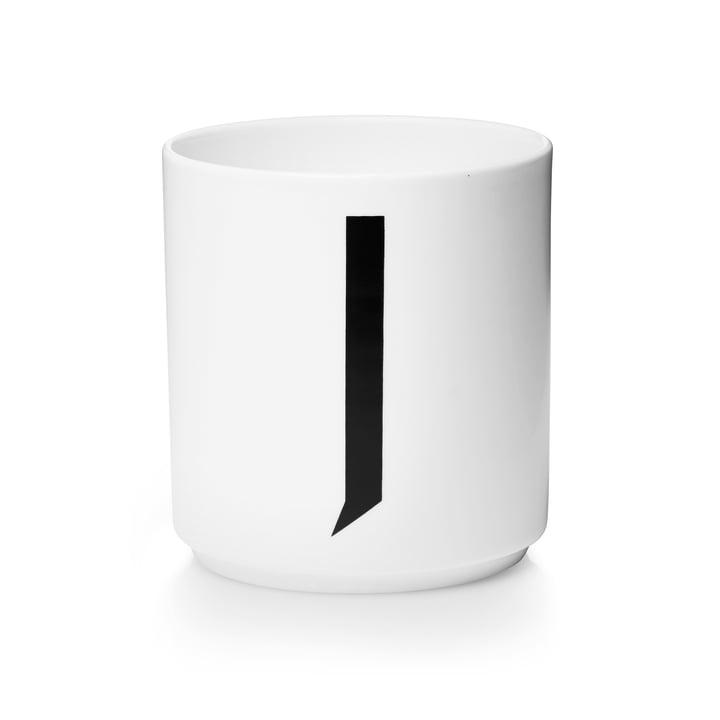 Design Letters - AJ Porzellan Becher J